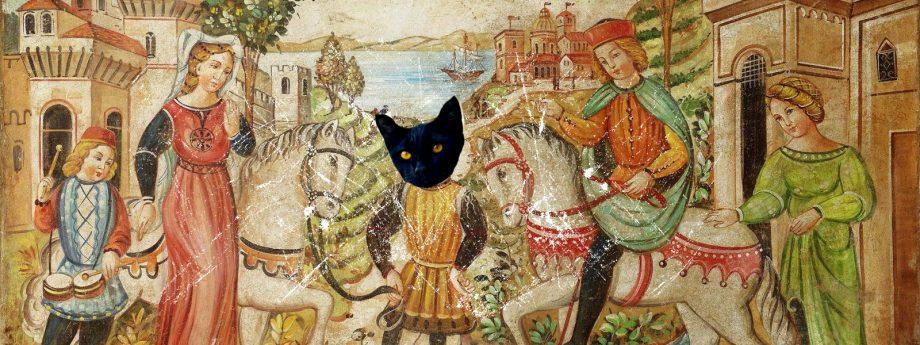 Il gatto di Ratzinger